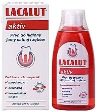 """Profumi e cosmetici Collutorio """"Attivo"""" - Lacalut Aktiv"""