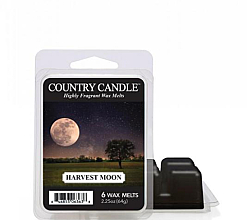 Profumi e cosmetici Cera per lampada aromatica - Country Candle Harvest Moon Wax Melts