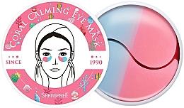 Profumi e cosmetici Patch occhi in idrogel - Shangpree Coral Calming Eye Mask