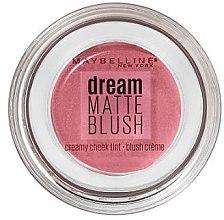 Profumi e cosmetici Blush cremoso - Maybelline Dream Matte Blush