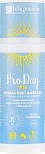 Profumi e cosmetici Crema solare viso - La Saponaria Pro Day Spf30