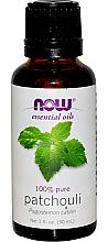 Profumi e cosmetici Olio essenziale di patchouli - Now Foods Essential Oils 100% Pure Patchouli