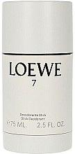 Profumi e cosmetici Loewe 7 Loewe - Deodorante-stick