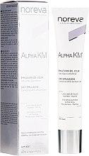 Profumi e cosmetici Emulsione pelle normale e mista - Noreva Laboratoires Alpha KM Emulsion De Jour