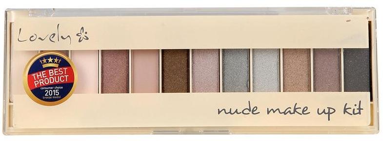 Palette ombretti - Lovely Nude Make Up Kit
