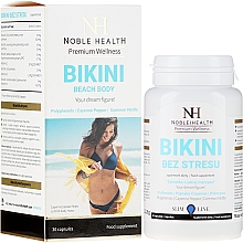 Profumi e cosmetici Integratore alimentare - Noble Health Slim Line Bikini
