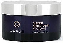 Profumi e cosmetici Maschera per capelli super idratante - Monat Super Moisture Masque