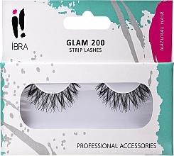 Profumi e cosmetici Ciglia finte - Ibra Eyelash Glam 200