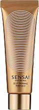 Profumi e cosmetici Crema viso autoabbronzante - Kanebo Sensai Silky Bronze Self Tanning For Face