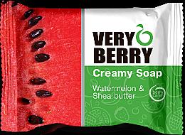 Profumi e cosmetici Sapone - Very Berry Watermelon & Shea Butter Soap
