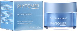 Profumi e cosmetici Crema lenitiva - Phytomer Douceur Marine Velvety Soothing Cream