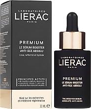 Profumi e cosmetici Siero rigenerante antietà - Lierac Exclusive Premium Serum Regenerant
