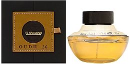 Profumi e cosmetici Al Haramain Oudh 36 - Eau de parfum