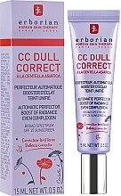 Profumi e cosmetici Crema correttiva per viso - Erborian CC Dull Correct SPF 25