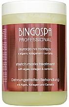 Profumi e cosmetici Impacco di gel anti-smagliature con alghe e collagene - BingoSpa