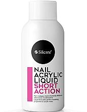 Profumi e cosmetici Liquido acrilico - Silcare Nail Acrylic Liquid Standart Shot Action