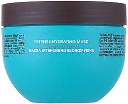 Profumi e cosmetici Maschera intensamente idratante - Moroccanoil Intense Hydrating Mask