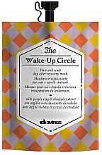 Profumi e cosmetici Maschera per capelli riequilibrante antistress - Davines Wake-Up Circle Hair Mask