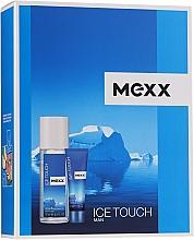Profumi e cosmetici Mexx Ice Touch Man - Set (dns/75ml + sh/gel/50ml)