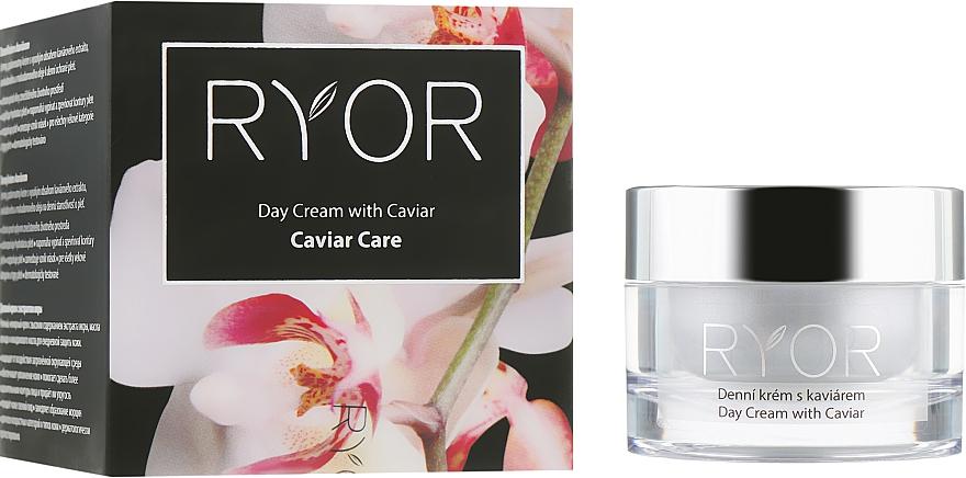 Crema con estratto di caviale, da giorno - Ryor Day Cream With Caviar — foto N1