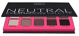 Profumi e cosmetici Palette ombretti - Wibo Neutral Eye Shadow Palette
