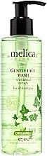 Profumi e cosmetici Lozione detergente viso con estratti di erbe - Melica Organic Gentle Face Wash