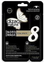 Profumi e cosmetici Botto-maschera contorno occhi anti-età - Dizao