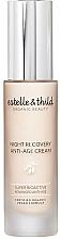 Profumi e cosmetici Crema viso, da notte - Estelle & Thild Super Bioactive Night Recovery Anti Age Cream