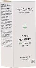Profumi e cosmetici Crema contorno occhi - Madara Cosmetics Eye Contour Cream