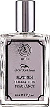 Profumi e cosmetici Taylor of Old Bond Street Platinum Collection Fragrance - Colonia