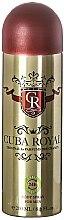 Profumi e cosmetici Cuba Royal - Deodorante