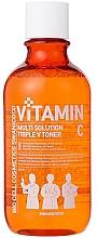 Profumi e cosmetici Tonico rivitalizzante multivitaminico - Swanicoco Multi Solution Vitamin Toner