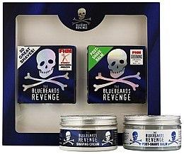 Profumi e cosmetici Set - The Bluebeards Revenge (balm/100ml+cr/100ml)