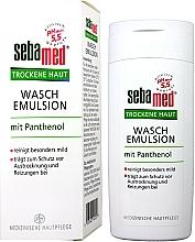 Profumi e cosmetici Emulsione detergente per pelle secca - Sebamed Trockene Haut Wash Emulsion
