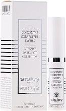 Profumi e cosmetici Rimedio intensivo contro le macchie di pigmento sul viso - Sisley Intensive Dark Spot Corrector