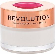 """Profumi e cosmetici Maschera labbra """"Cocco"""" - Makeup Revolution Kiss Lip Balm Cravin Coconuts"""