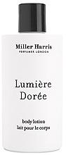 Profumi e cosmetici Miller Harris Lumiere Doree - Lozione corpo