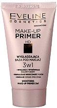 Profumi e cosmetici Primer - Eveline Cosmetics Smoothing Make-up Primer 3v1