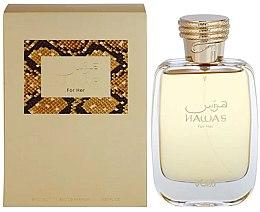 Profumi e cosmetici Rasasi Hawas For Her - Eau de parfum
