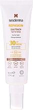 Profumi e cosmetici Crema solare per viso - SesDerma Laboratories Repaskin Silk Touch SPF30