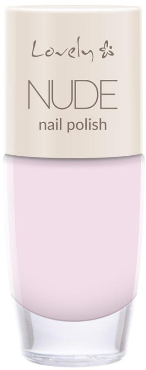 Smalto per unghie - Lovely Nude Nail Polish