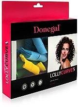 """Profumi e cosmetici Set di bigodini """"Lolly Curves"""" 5007 - Donegal"""