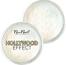 """Profumi e cosmetici Polvere per nail design """"Hollywood Effect"""" - NeoNail Professional Pollen Hollywood Effect"""