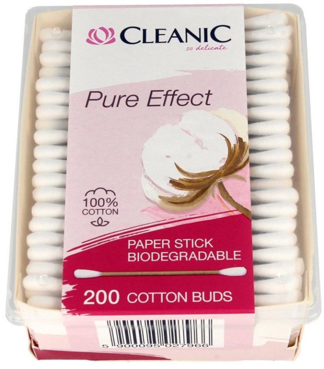 Bastoncini di cotone - Cleanic Pure Effect