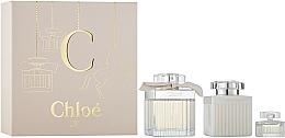 Profumi e cosmetici Chloe Eau de Parfum - Set (edp/75ml + b/lot/100ml + edp/mini/5ml)