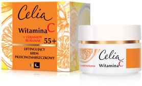 Crema lifting giorno e notte 55+ - Celia Witamina C