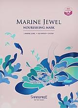 Profumi e cosmetici Maschera viso nutriente - Shangpree Marine Jewel Nourishing Mask