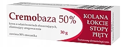 Profumi e cosmetici Crema esfoliante per calli - Farmapol Cremobaza 50%