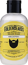 Profumi e cosmetici Shampoo per barba - Golden Beards Beard Wash Shampoo