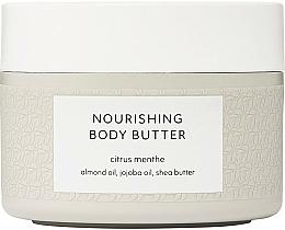 Profumi e cosmetici Olio corpo nutriente - Estelle & Thild Citrus Menthe Nourishing Body Butter